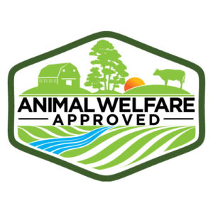 Stuart Family Farm is Animal Welfare Approved